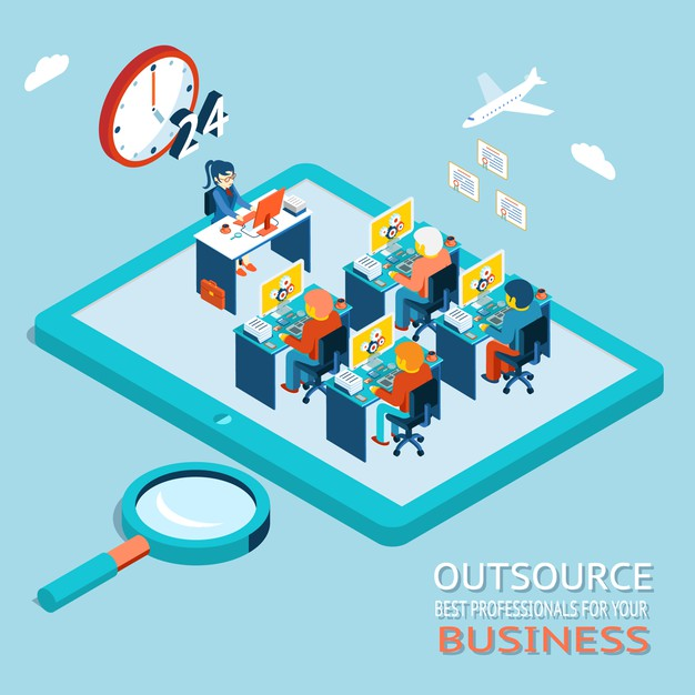 Business Outsourcing Service